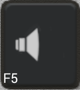 Ikon för knapp F5