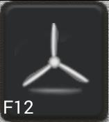 Ikon för knapp F9